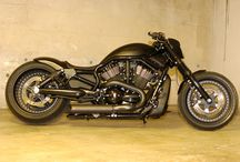 "V-Rod Harley ""Interceptor"" Designed by Vida Loca Choppers / V-Rod Harley Interceptor Designed by Vida Loca Choppers in 2010"