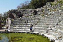 Butrint Albania / Amazing Greco-Roman ruins.