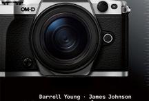 olympus om d 5 II / ontdekken en leren camera