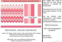 Creative Fabric Prints & Designs