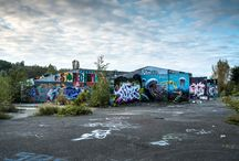 hall of fame, berlin-blankerburg / #graffiti #halloffame #berlin #blankenburg