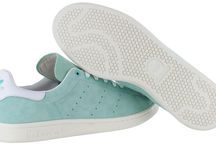 Things I mint to buy / Looking stylish for summer in your Adidas Stan Smiths. / by Street Moda