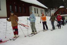 Lyžařské kurzy / Lyžařské kurzy
