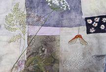 Вышивка, кружево, вязка, плетение