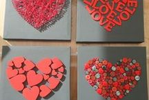 Knutselen : Valentijn