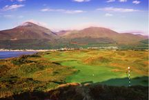 Iceland / who said golf is boring! play 24 hour golf!