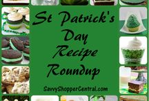 ♧ St. Patty's Day ♧ / Saint Patricks Day crafts, ideas & more !