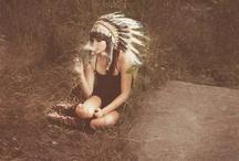 Hippie-people