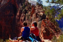 Zion National Park / The most beautiful place on earth