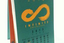 Calendar #INFINITE / created by Little Lumut - online store  Note: prices can change at any time...^^  Thanks a lot for shopping