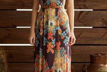 vestidos verão