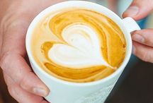 Latte Art. / Amazing latte art from our partners (employees) from around the UK and beyond.
