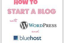 Blogging / by Tiffany Orrell