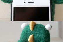 Чехольчики для телефона