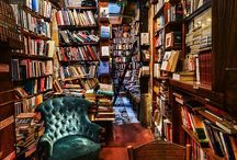 Beautiful Book Stores/Libraries
