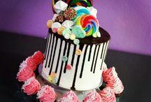 Drip Cakes / Drip Cakes