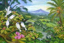 Lukisan dekoratif