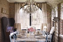 Dining room / by Lindsay Wells