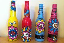 flessen acryl