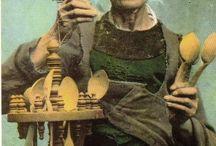 Vieux métiers bretons