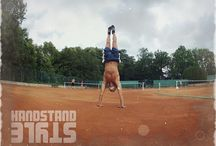 Handstand Style