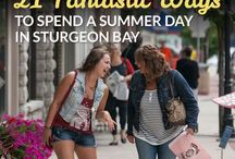 We Love Our Town / Simply said, we love Sturgeon Bay.
