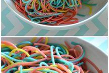 molekylær spagetti