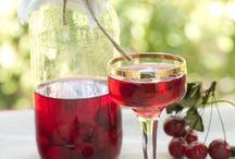 Drikkelse / Forskellige former for drikkevarer m+u alkohol