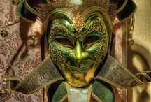Venetian mask Art / by Enoch Peterson
