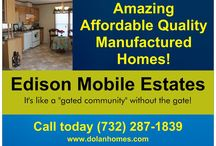 Come retire with us! / We are a Manufactured Home Community offering Affordable Quality homes in a gate community without the gate, nestled on US Hwy 1 North in Edison, NJ, just minutes from Manhattan! We are the best kept secret in Middlesex County!