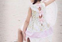 CEREMONIAS - PAJES DE BODA / Para celebraciones especiales, arras y acompañamiento nupcial. Niños y niñas vestidos con mucho estilo.