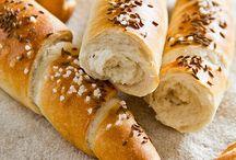 Brötchen und Brote