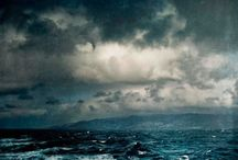 The sea... the sky / by John Paul Thurlow