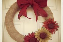 Wreaths / by Jennifer McNamara