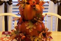 Fall/ Halloween/ Thanksgiving ideas / by Gloria Lopez