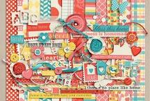 Juno Designs: Digital Scrapbook Products