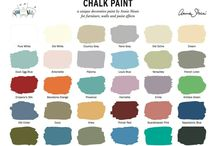 Chalk paint projects  / by Nikki Marcum