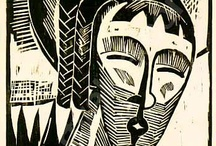 Espressionismo tedesco incisione