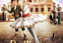 Η Μπαλαρίνα και ο Μικρός Εφευρέτης Ολόκληρη Ταινία!!!!!♥♥♥