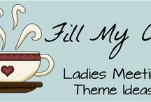 Women's ministry / by Heather Thornton Alaskan Brat