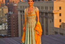 Indian wear!