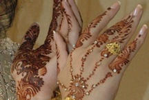 #Desi, Indian #Mehndi ✽ #Henna / by Sunjay JK