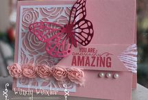 Artisan Embellishments Kit / Projects featuring the Artisan Embellishments Kit for the Stampin' Up! 2015 Occasions Catalog