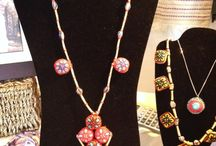S jo handmade Necklaces / A selection of our handmade and ethical necklaces made by craftswomen in rural Pakistan.