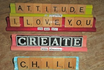 ♥ Scrabble... not just a game.