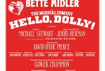 HELLO, DOLLY! NEW BROADWAY CAST RECORDING (2017) STARRING BETTE MIDLER