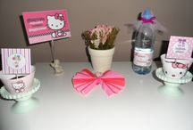 Hello Kitty / Küçük Prensesler için Hello Kitty Konsepti