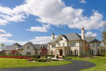 Custom Homes at Creighton Farms / Welcome to the most extraordinary gated, custom home community in Northern Virginia!  These homes are the pinnacle of design and comfort, and all located in close proximity to the amenities at the club at Creighton Farms.