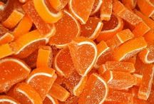 Inspirational Orange / The positive power of Orange