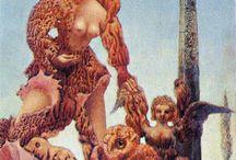 Max Ernst / genial painter